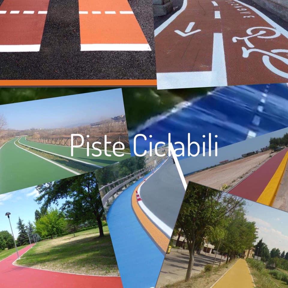 PISTE CICLABILI